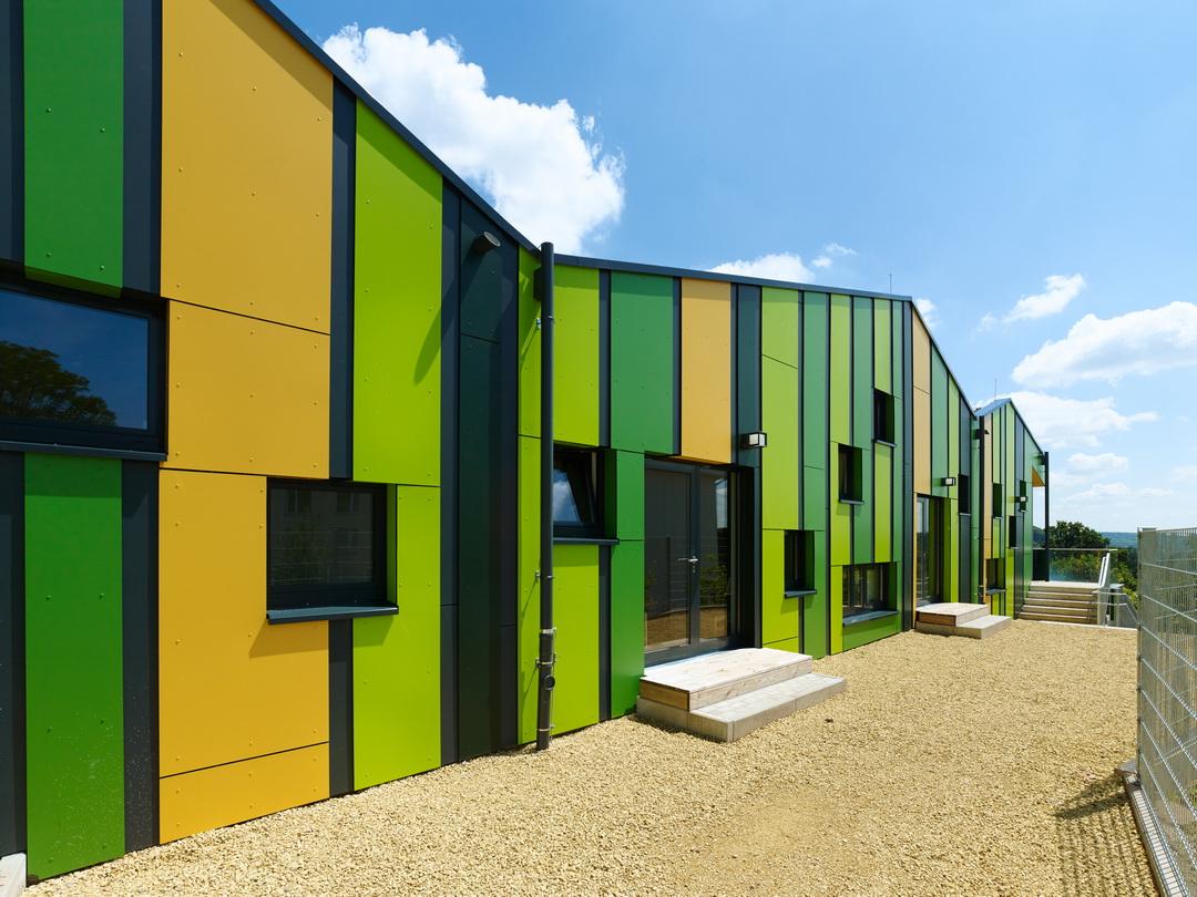 Architekt Saarbrücken kinderkrippe saarbrücken neubau architekten bda naujack rind