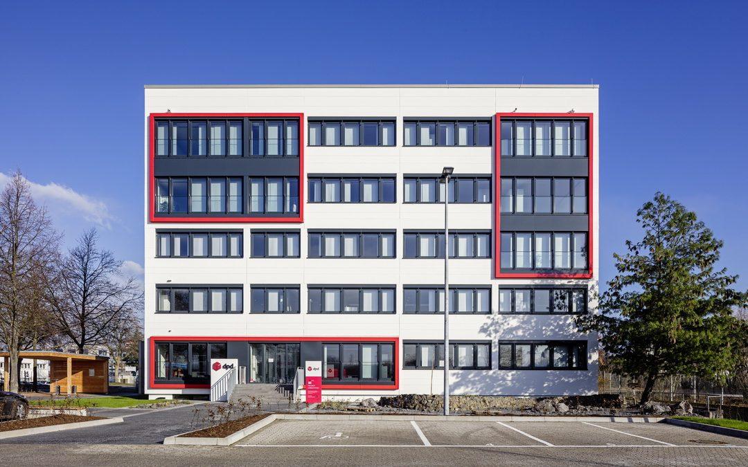 DPD Koblenz Umbau und Sanierung