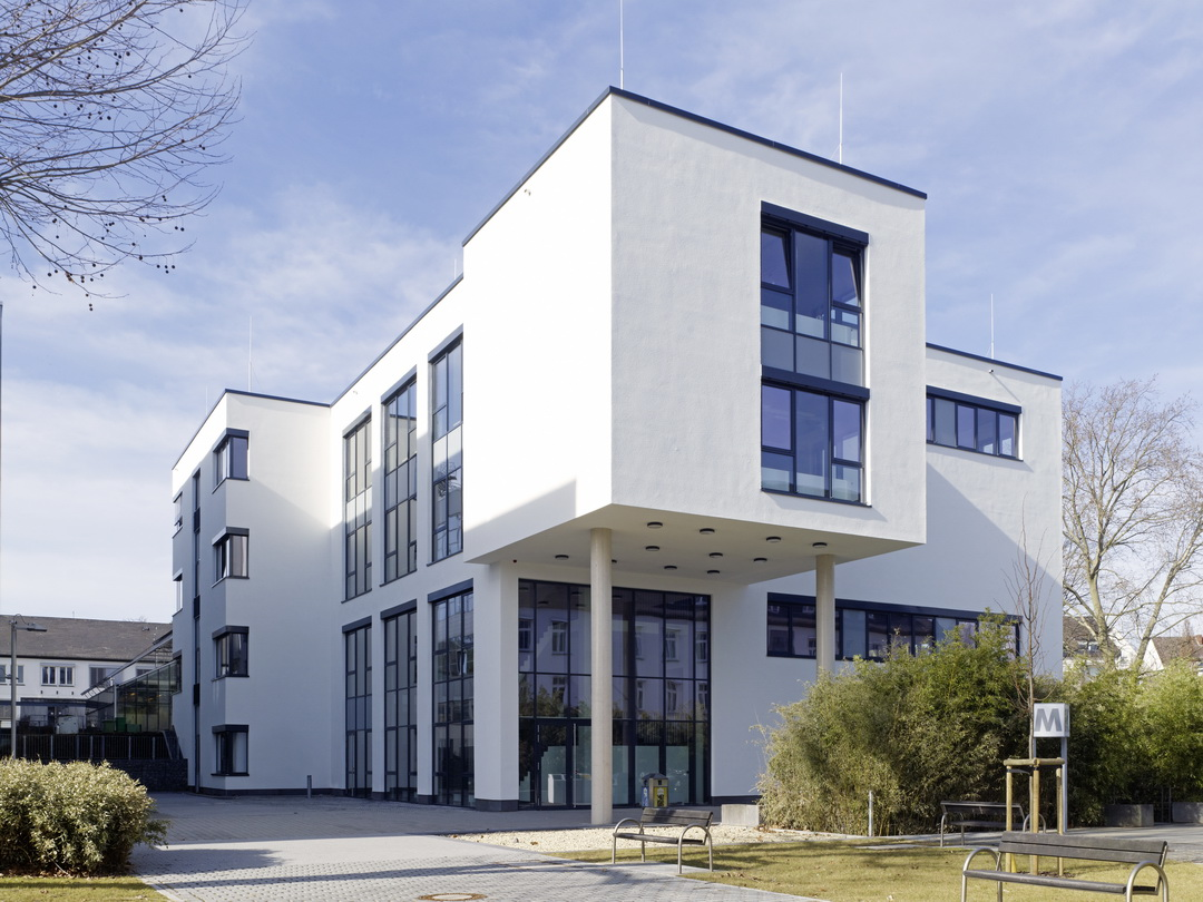 Architekten Landau universität koblenz landau hörsaalgebäude architekten bda