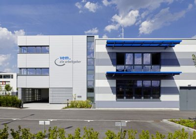 VEM Koblenz Neubau Ausbildungswerkstatt
