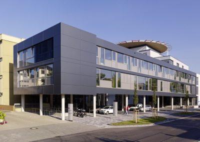 Marienhausklinikum Neuwied Erweiterung Bettenhaus