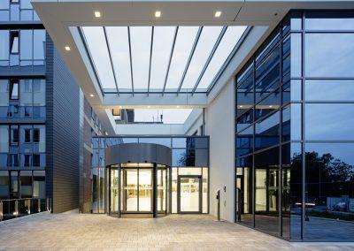 Brüderkrankenhaus Paderborn Neubau Bauteil F