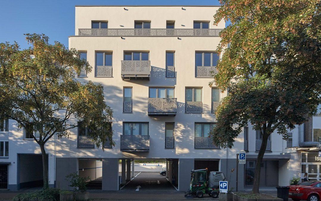Mehrfamilienhaus H Koblenz Umbau
