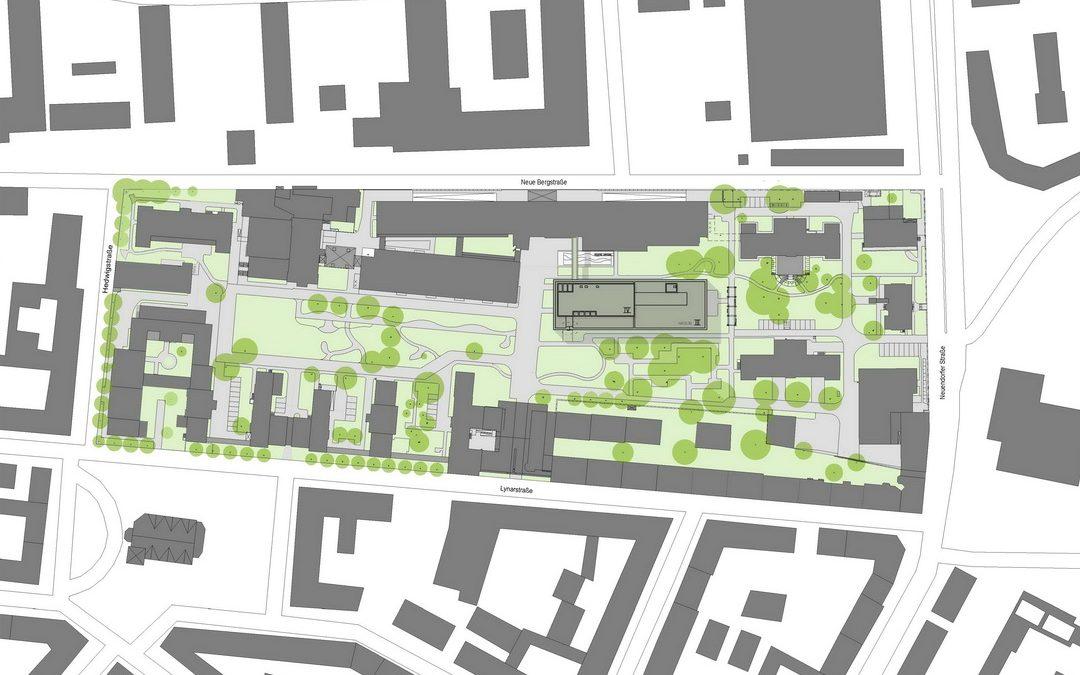 Vivantes Klinikum Berlin-Spandau Erweiterung