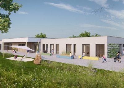 Kindertagesstätte Koblenz-Karthause Neubau