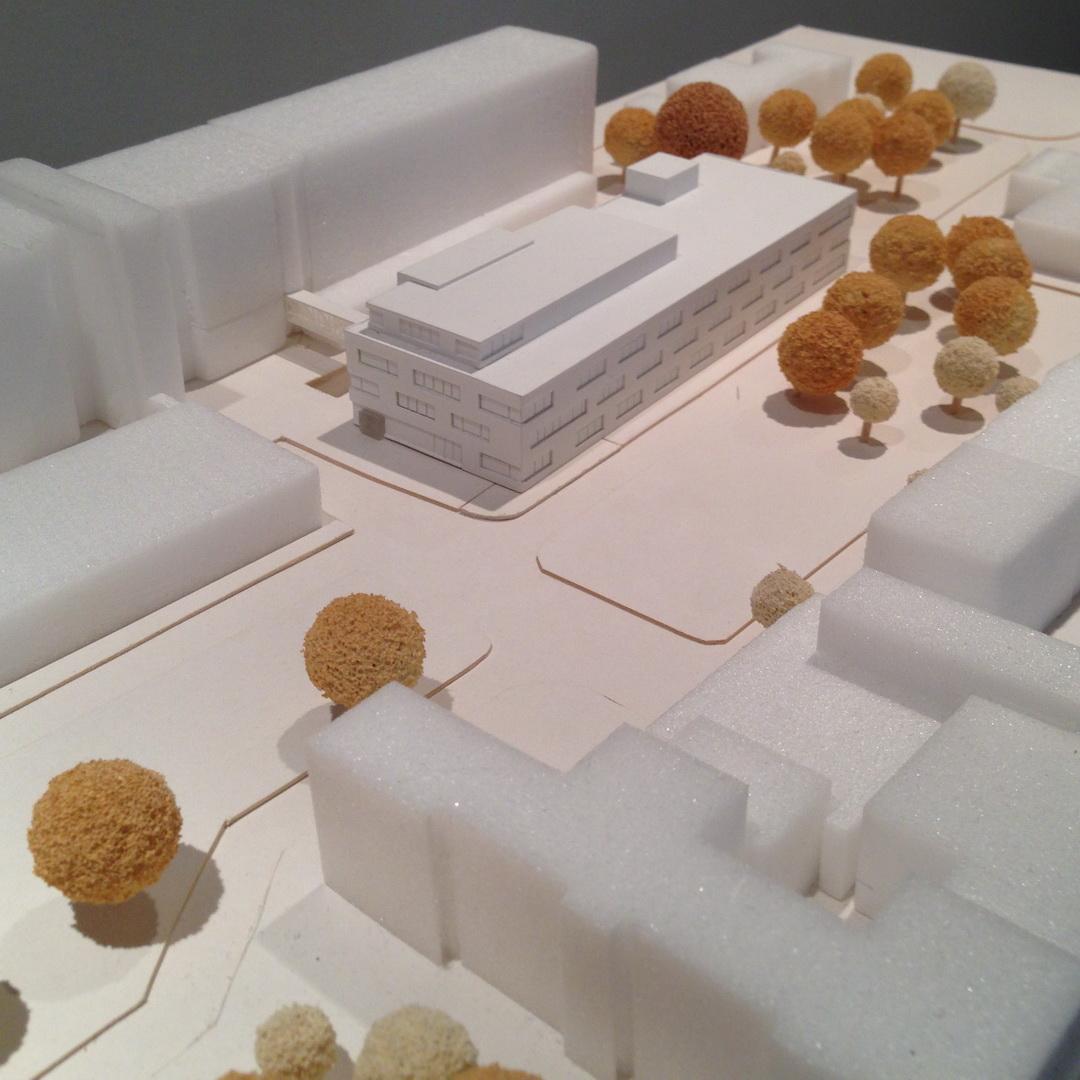 vivantes klinikum berlin spandau erweiterung architekten bda naujack rind hof koblenz. Black Bedroom Furniture Sets. Home Design Ideas