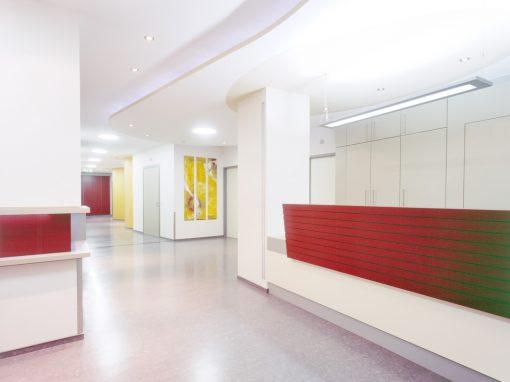 """<span class=""""under"""">Katholisches Klinikum Koblenz</span><br> Entbindungsstation"""