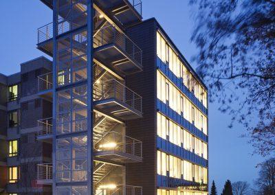 Brüderkrankenhaus Paderborn Umbau und Erweiterung Bettenhaus