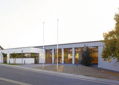Bürgerhalle Halsenbach Sanierung