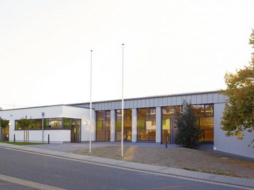 "<span class=""under"">Bürgerhalle Halsenbach</span><br> Sanierung"