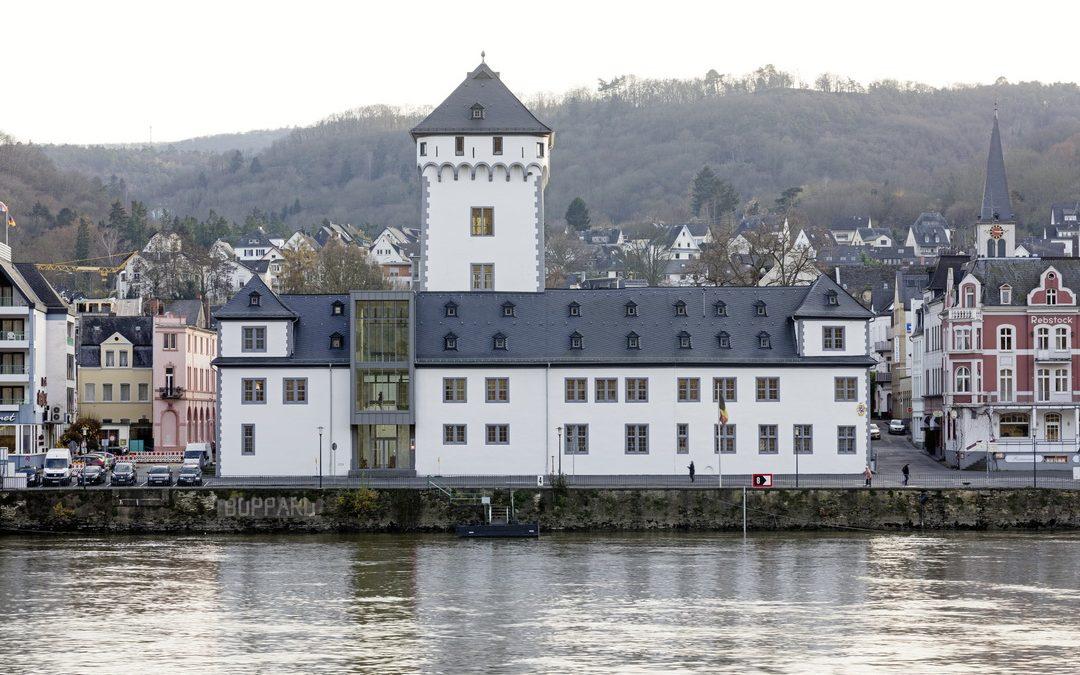 Kurfürstliche Burg Boppard Sanierung