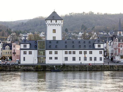 1. Preis für die Burg Boppard