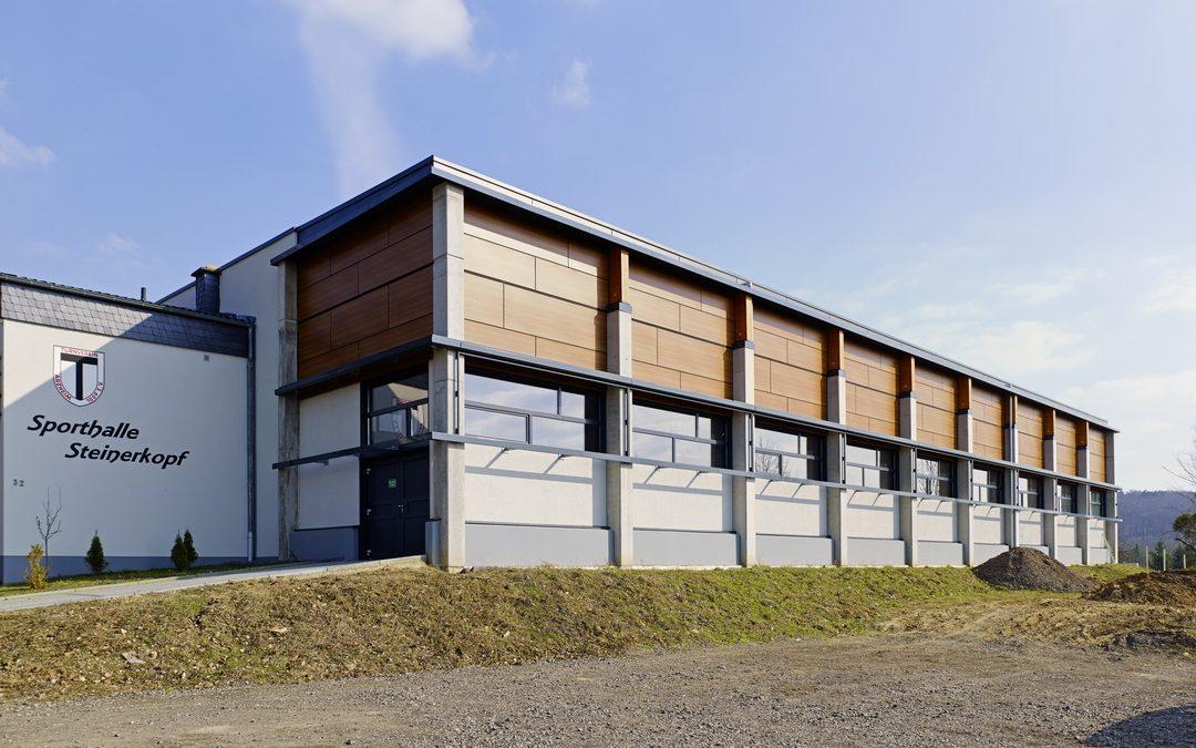 Sporthalle Koblenz-Arzheim Sanierung