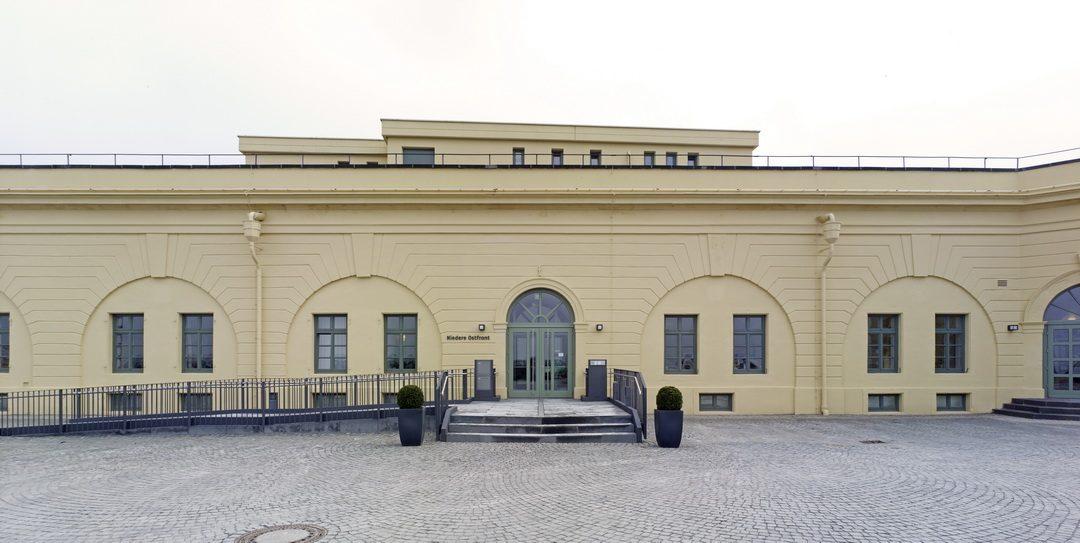 Jugendherberge Koblenz Sanierung