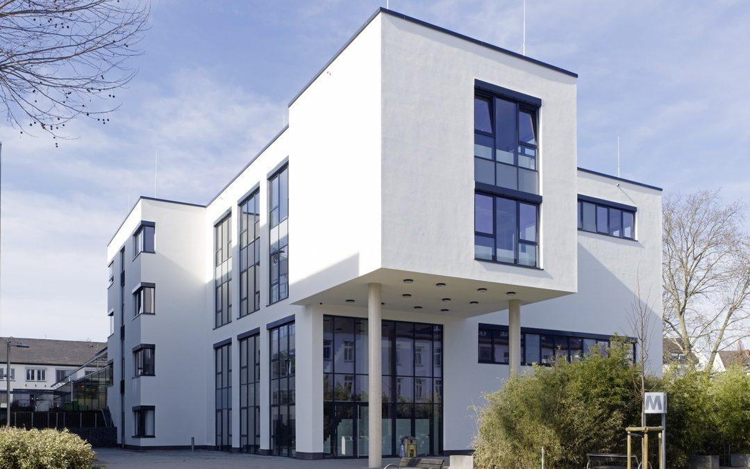 Universität Koblenz-Landau Hörsaalgebäude