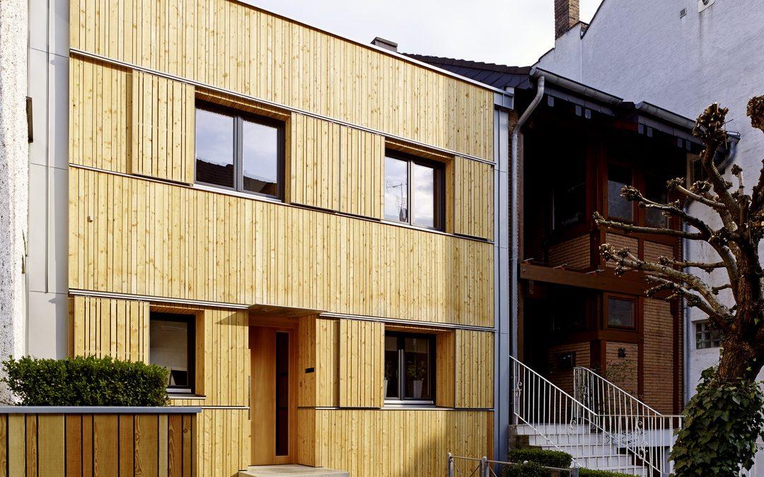 Wohnhaus Koblenz Sanierung