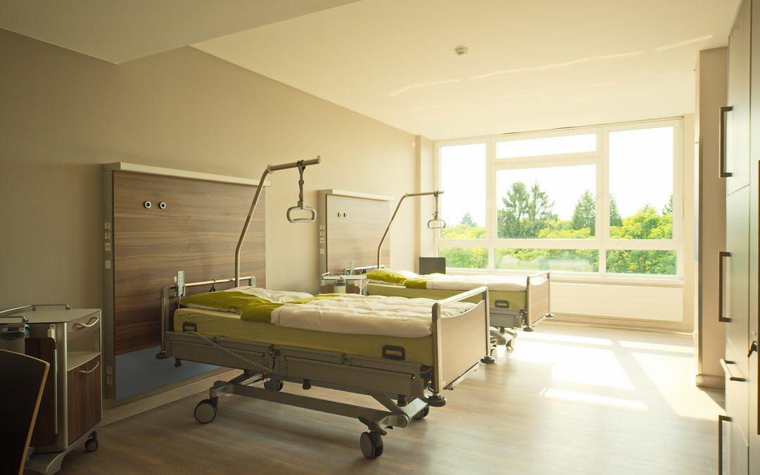 Marienhausklinikum Neuwied Sanierung Bettenhaus
