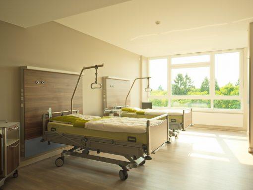 "<span class=""under"">Marienhausklinikum Neuwied</span><br> Sanierung Bettenhaus"