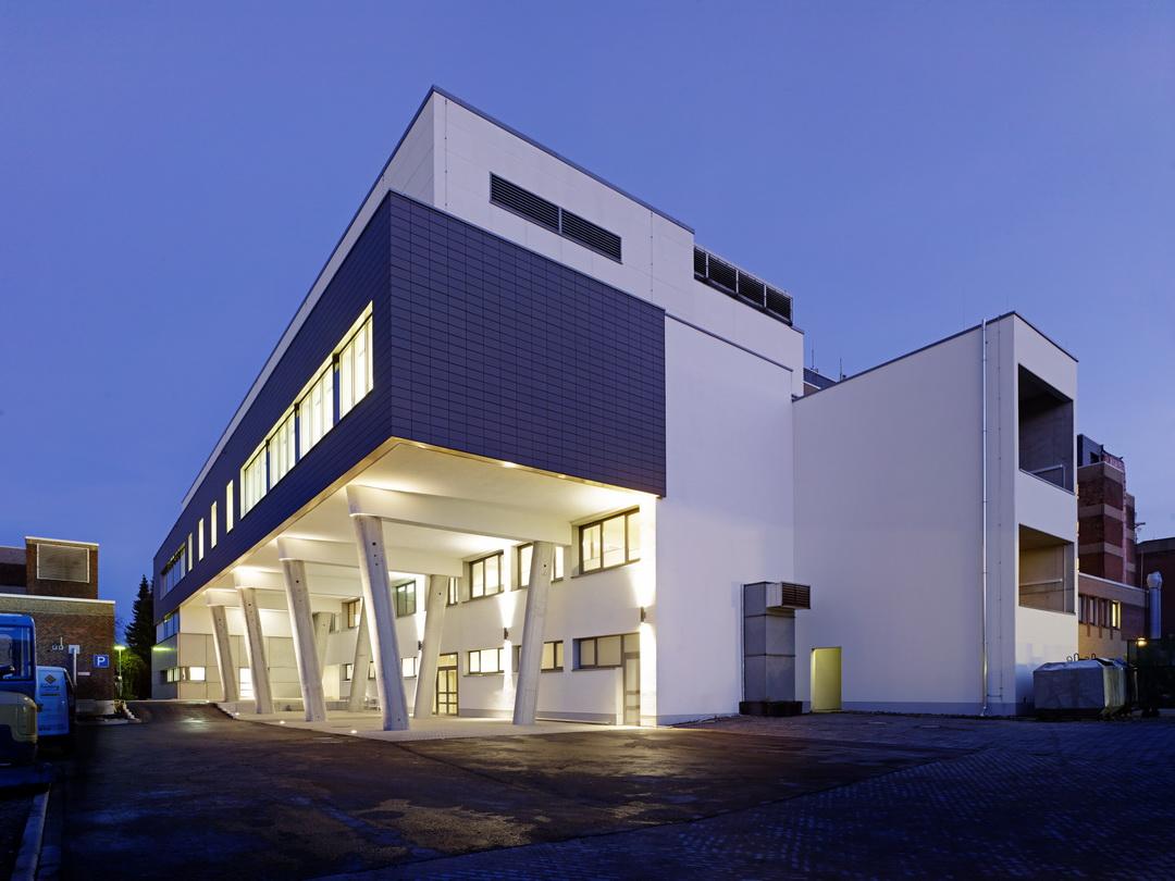Br derkrankenhaus paderborn op architekten bda naujack rind hof koblenz - Architekten paderborn ...