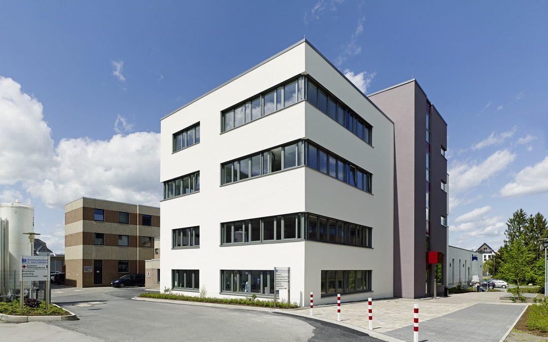 Brüderkrankenhaus Paderborn Büro- und Laborgebäude