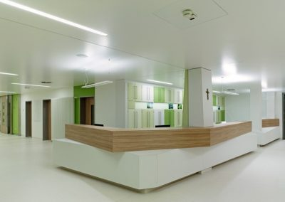 DRK Krankenhaus Saarlouis Neubau Intensivstation