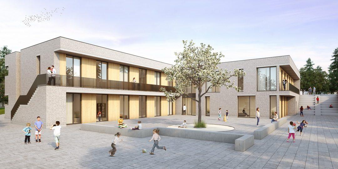 Kindergarten Urbar Neubau