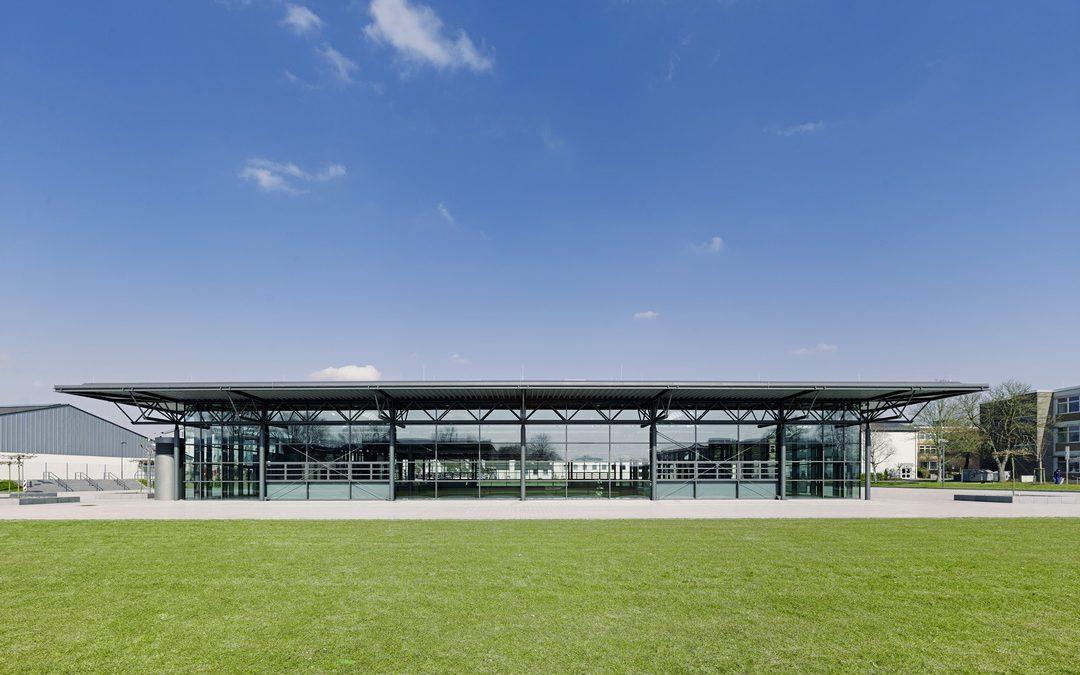 Großsporthalle Wittlich Neubau