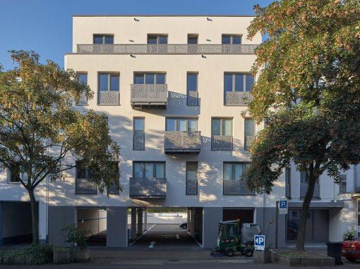 "<span class=""under"">Mehrfamilienhaus H Koblenz</span><br> Umbau"