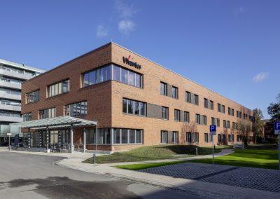 Vivantes Klinikum Berlin-Spandau Neubau Komfortklinik