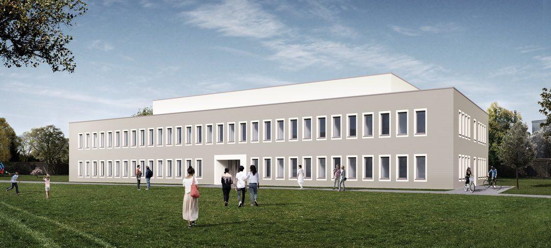 Brüderkrankenhaus Trier Neubau Bildungshaus