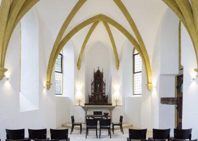 Kapelle Himmeroder Hof Andernach Sanierung