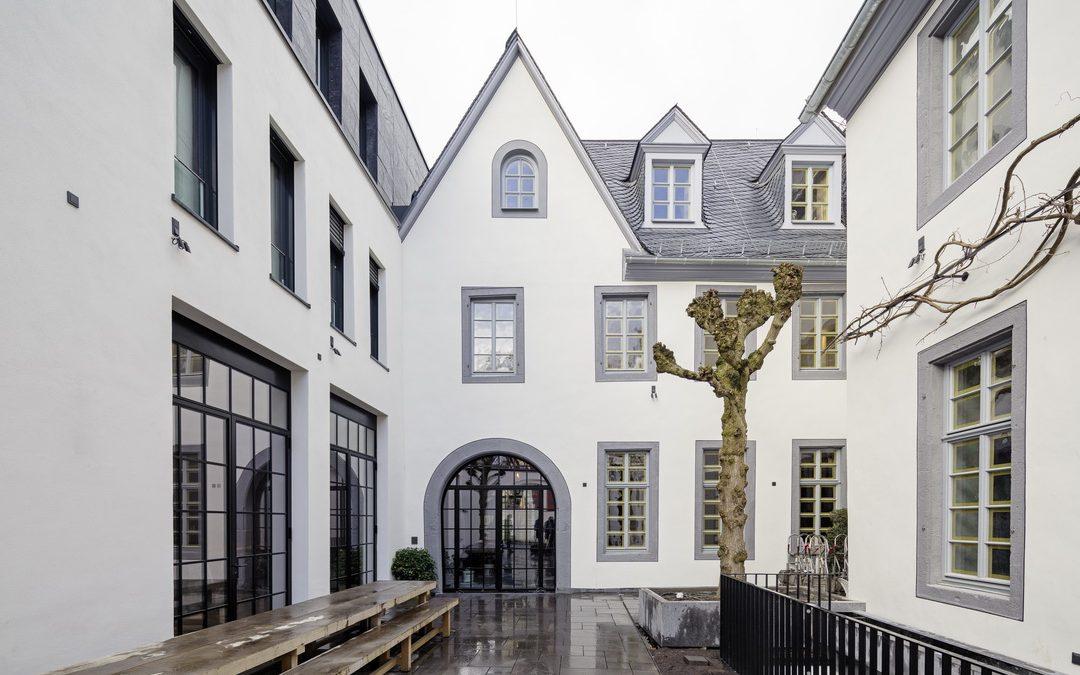 Hotel PURS 'Alte Kanzlei' Andernach Sanierung