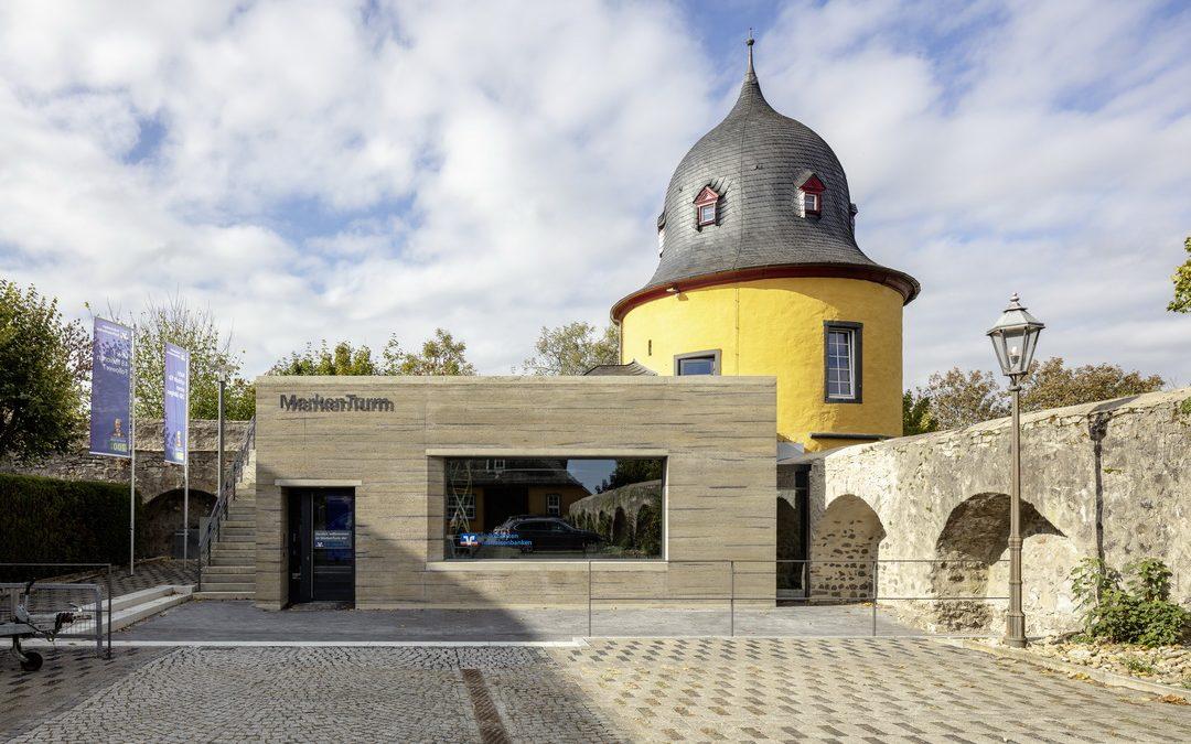 Schloss Montabaur Markenturm