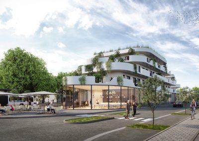 Terrassenhaus Bad Neuenahr – Ahrweiler Studie
