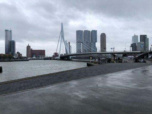 Büroexkursion nach Rotterdam