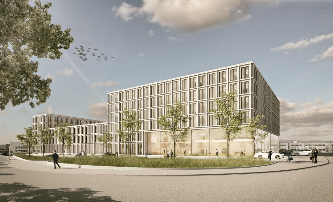 Sparkasse Koblenz Planungsstudie