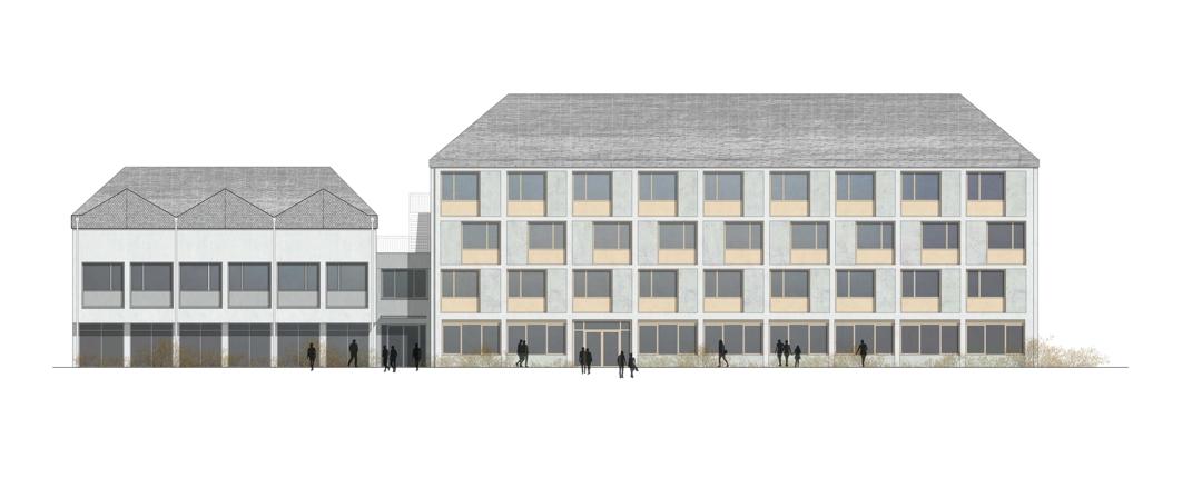 Baubeginn Kolpinghaus Koblenz