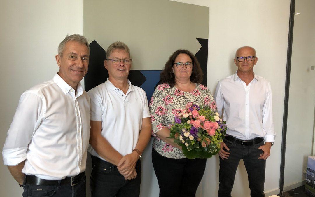 Glückwünsche für Christina Brachtendorf