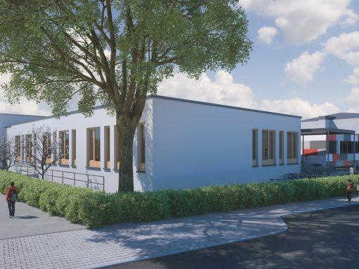 Baubeginn Grundschule Sankt Augustin